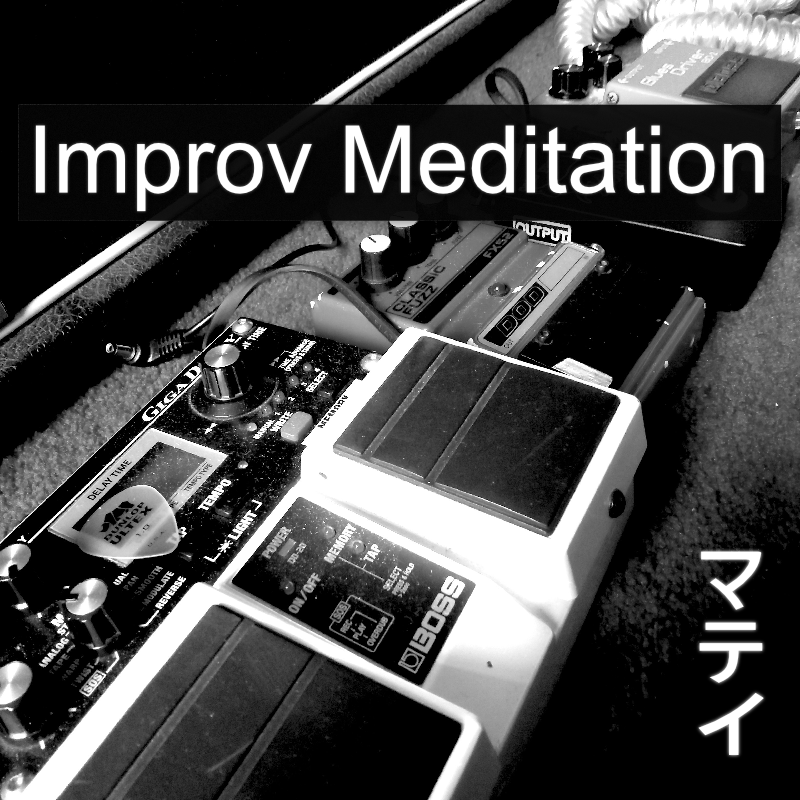 Artwork for Improv Meditation
