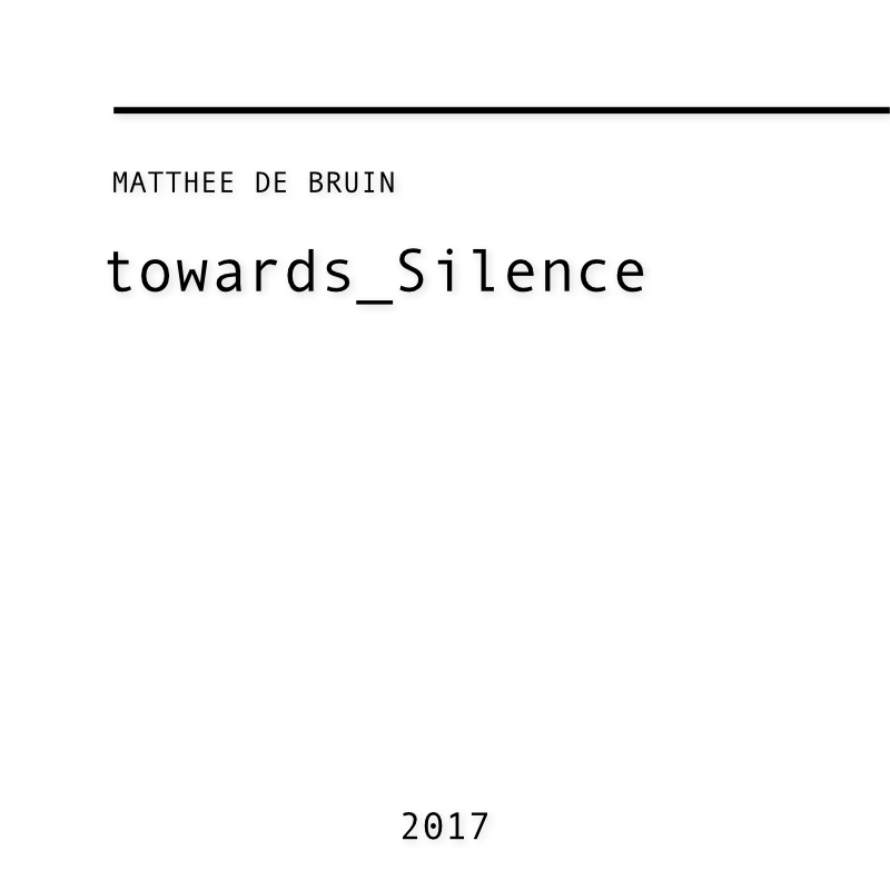 Artwork for towards_Silence
